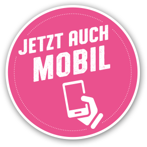 jetzt auch mobil